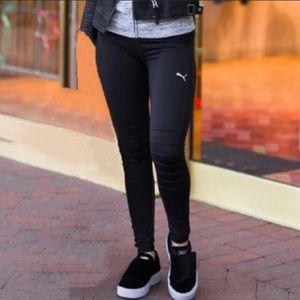 Puma Moto Legging Tight w Mesh Panel